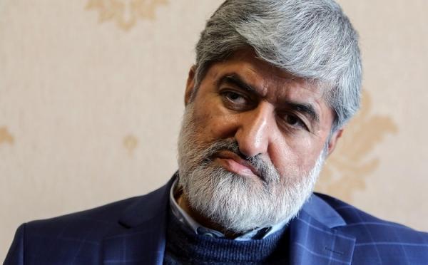 علی مطهری: کاندیدای پوششی لاریجانی نیستم