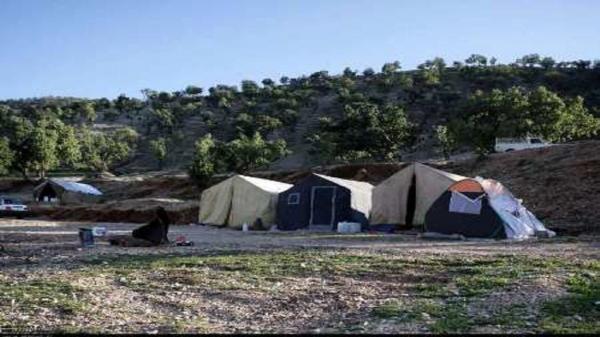ممنوعیت برپایی چادر در تفرجگاه های استان ایلام