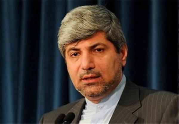رامین مهمان پرست برای انتخابات ریاست جمهوری رسماً اعلام کاندیداتوری کرد خبرنگاران