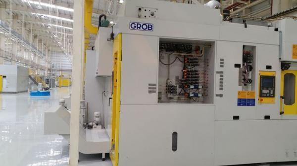 پیشرفته ترین کارخانه تولیدموتور خودرو کشور درقزوین افتتاح شد