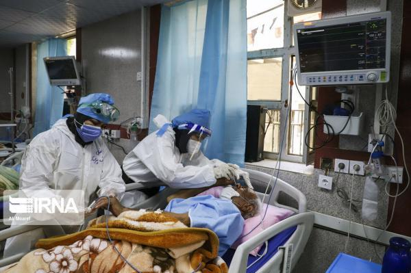 خبرنگاران ظرفیت بستری بیماران مبتلا به کرونا در 2 بیمارستان کردستان تکمیل شد