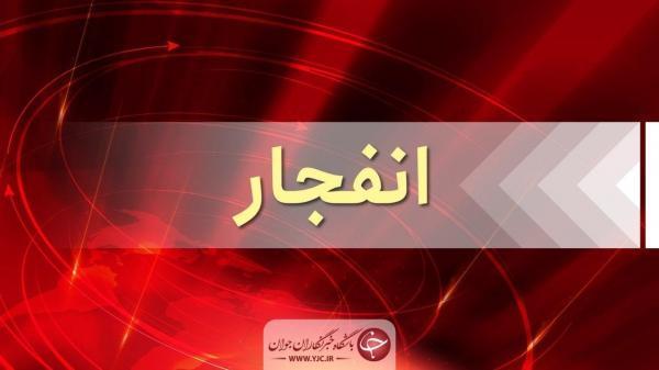 انفجار یک خانه در فردیس براثر نشت گاز