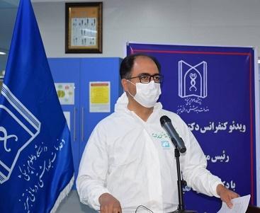 افزایش 4 برابری بیماران کرونایی در بیمارستان امام رضای تبریز