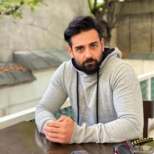 عکس جدید امیرحسن آرمان در باشگاه بدنسازی