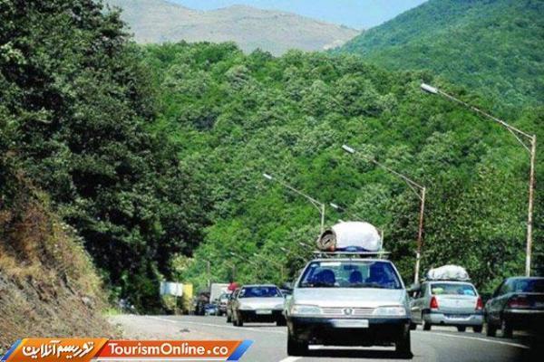 منع تردد پلاک های غیر بومی در محورهای مواصلاتی البرز در تعطیلات عید فطر