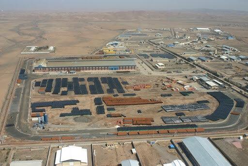 30 درصد واحدهای صنعتی لرستان در شهرک های صنعتی مستقر هستند