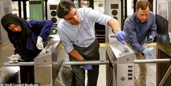 وجود 12 هزار ویروس و باکتری ناشناخته در حمل و نقل عمومی!