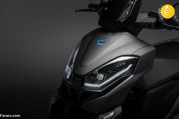 (ویدئو) موتورسیکلت برقی E4 لیفان معرفی گردید