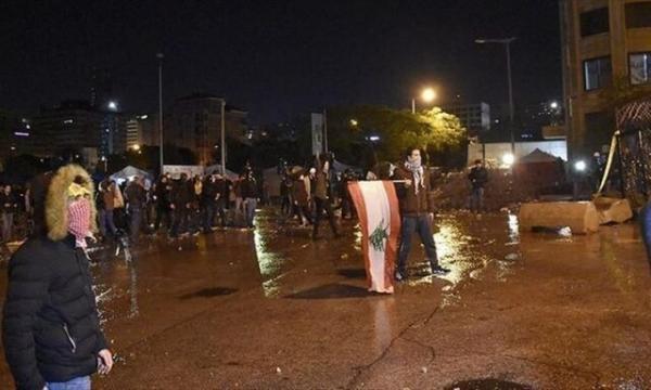 گرانی نان، معترضان لبنانی را به خیابان کشاند