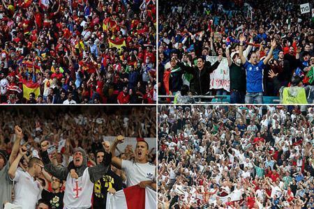 جعل تست کرونا برای حضور در استادیوم فینال جام ملت های اروپا