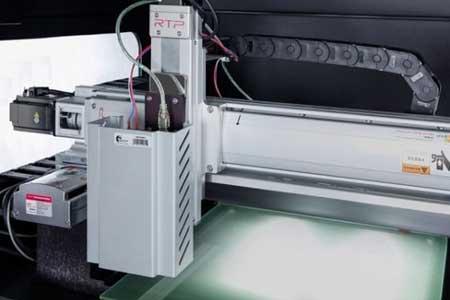 فراوری گرمکن های جایگاه و پنل خودروها با جوهرهای نانو