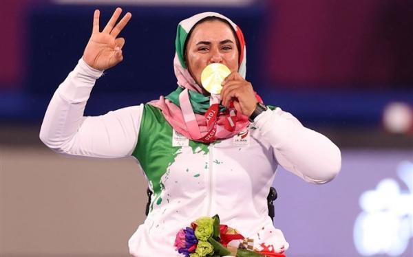 تمجید ویژه کمیته بین المللی پارالمپیک از زهرا نعمتی
